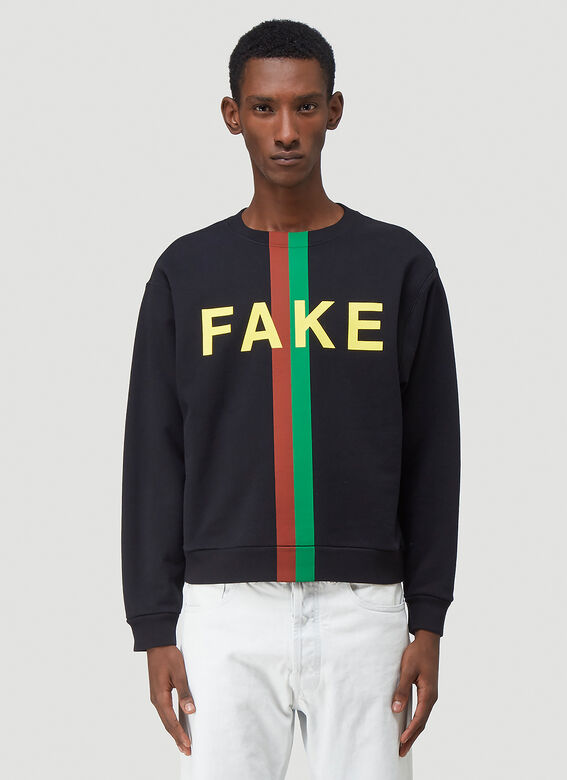 Gucci NOT FAKE SWEATSHIRT 1