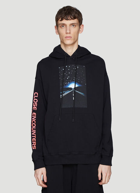 Marcelo Burlon x Close Encounters Hooded Highway Sweatshirt