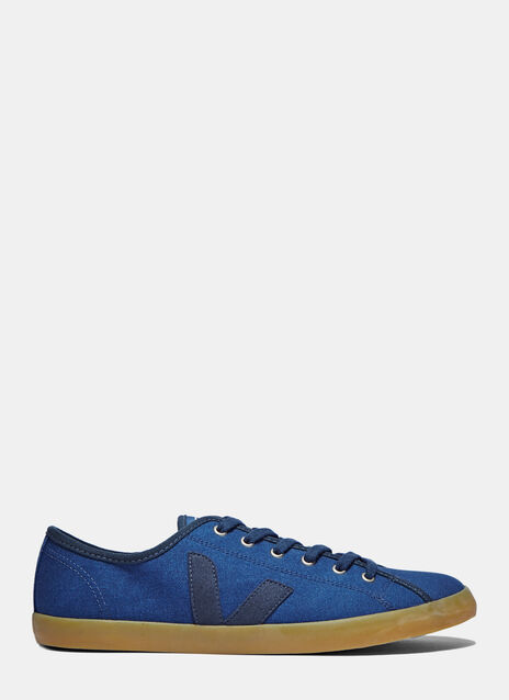 Veja x INDUSTRY OF ALL NATIONS Taua Canvas Low-Top Sneakers