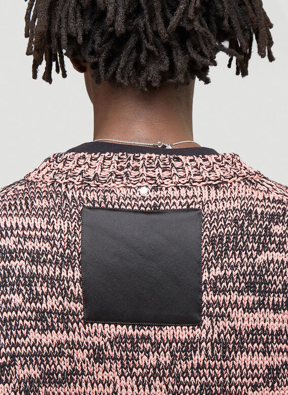 OAMC CONTRA CREWNECK KNITTED 5