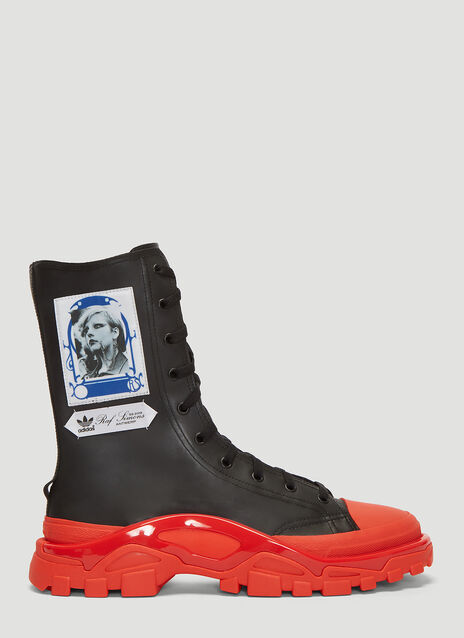 Adidas By Raf Simons Detroit Boot Sneakers