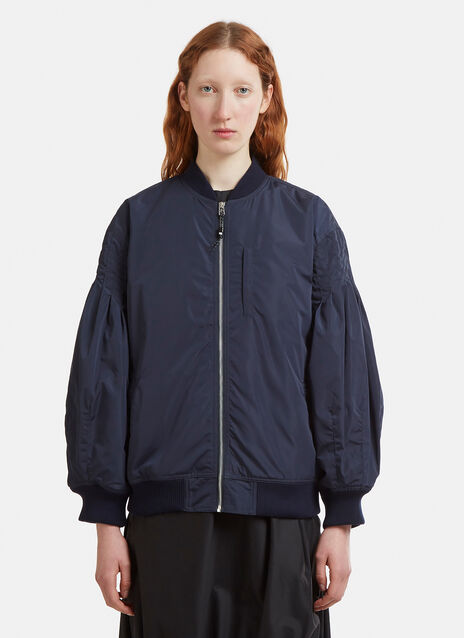 P.A.M My Hands Become Rib Bomber Jacket