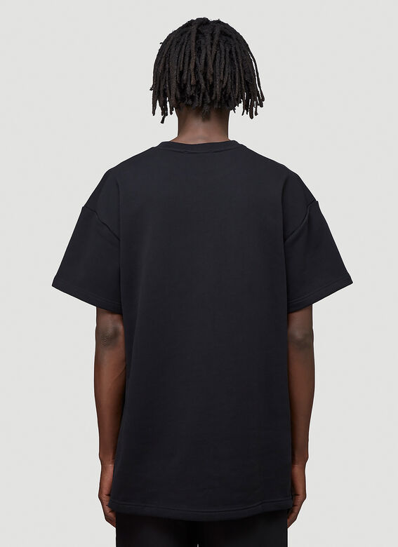 Helmut Lang LACED SS CREW 4