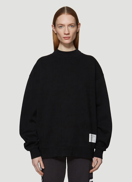 Acne Studios Wash Label Sweatshirt
