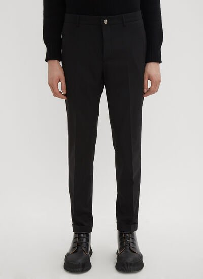 Prada Slim Zip Pants