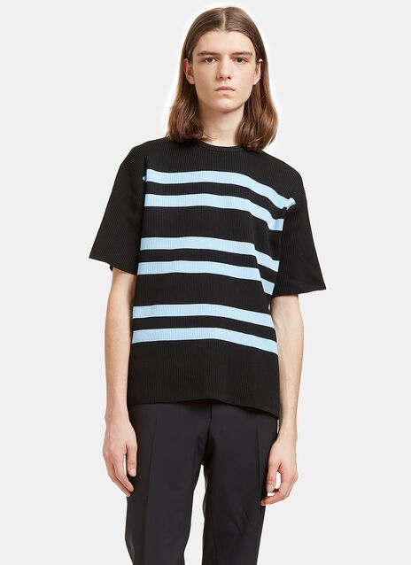 Keris Striped Rib T-Shirt