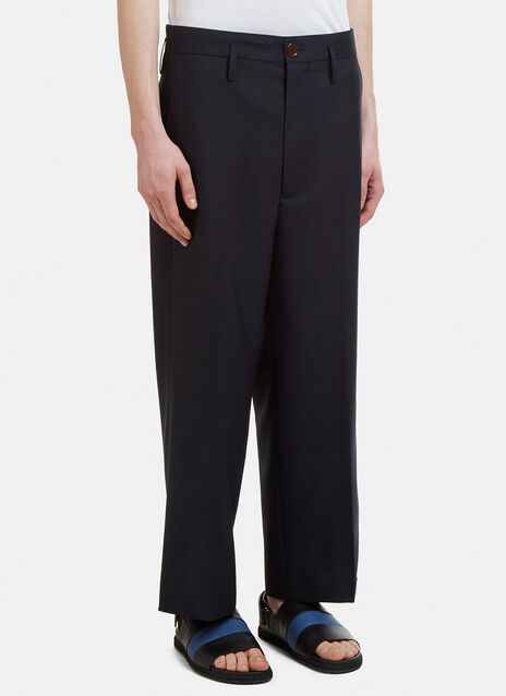 Marni Tailored Wool Pants