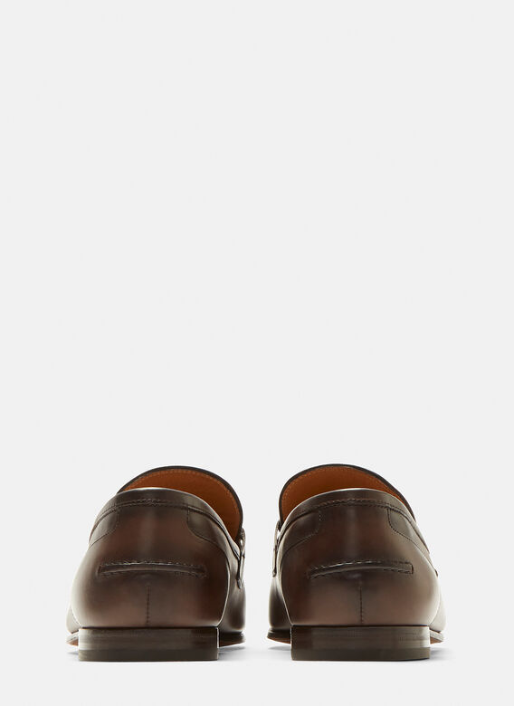 Gucci Jordaan Leather Loafers 4