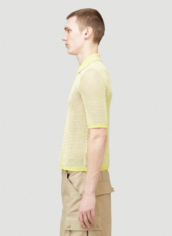 Bottega Veneta SHIRT OPEN FISHNET 3