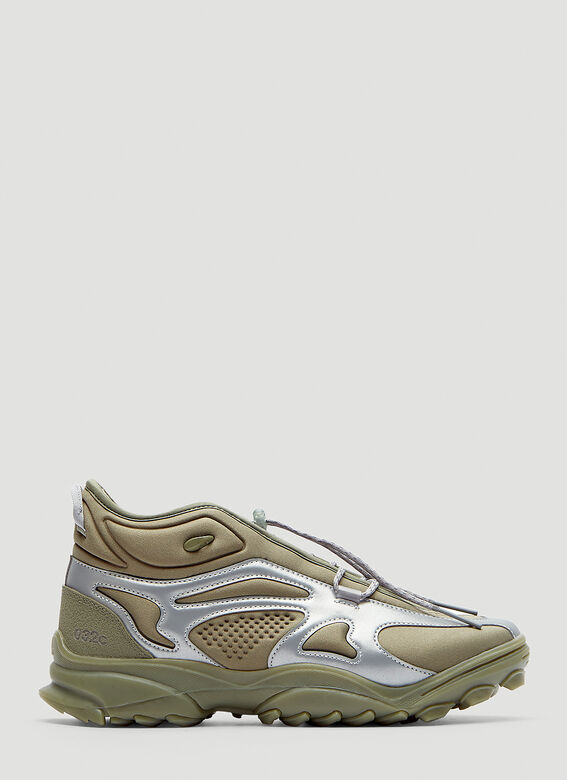 Adidas By 032c Gsg Running Sneakers In Green