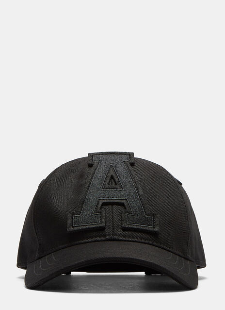 Ami Six Panel Casquette Cap with 'A' Patch