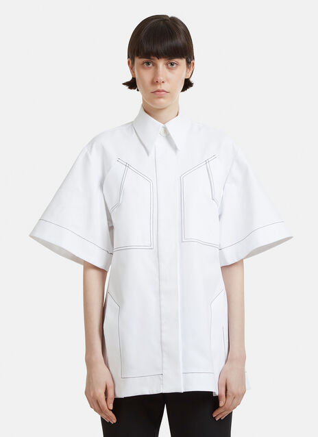 Ellery Stellar Short Sleeve Shirt