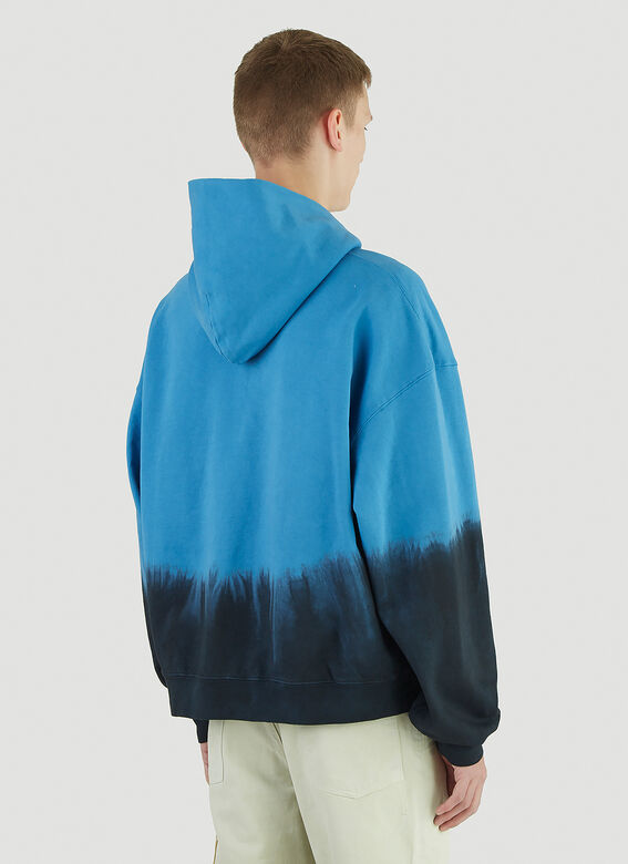 Ottolinger Otto Hoodie Blue Dip 4