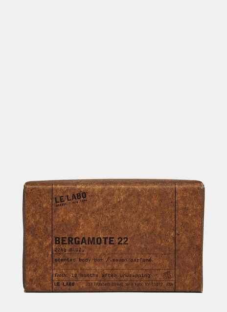 Le Labo Bergamote Bar Soap