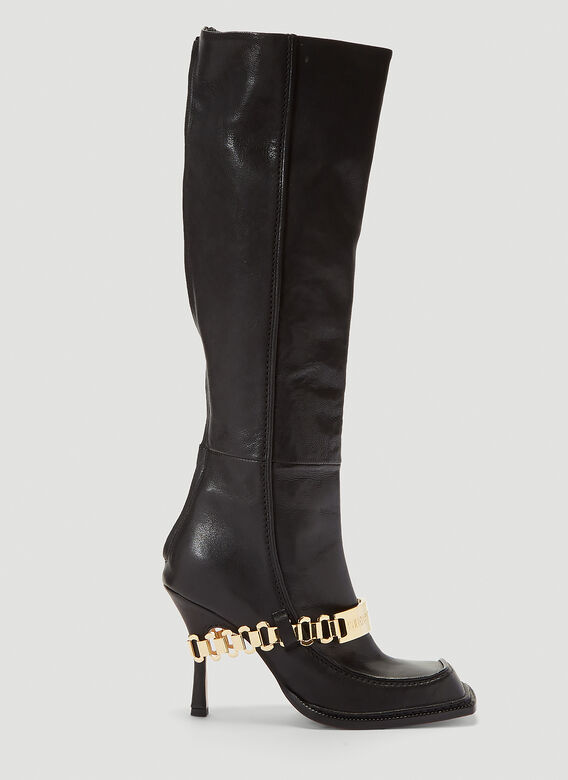 Section 8 PAULA BOOT IN SMOOTH LEATHER 1