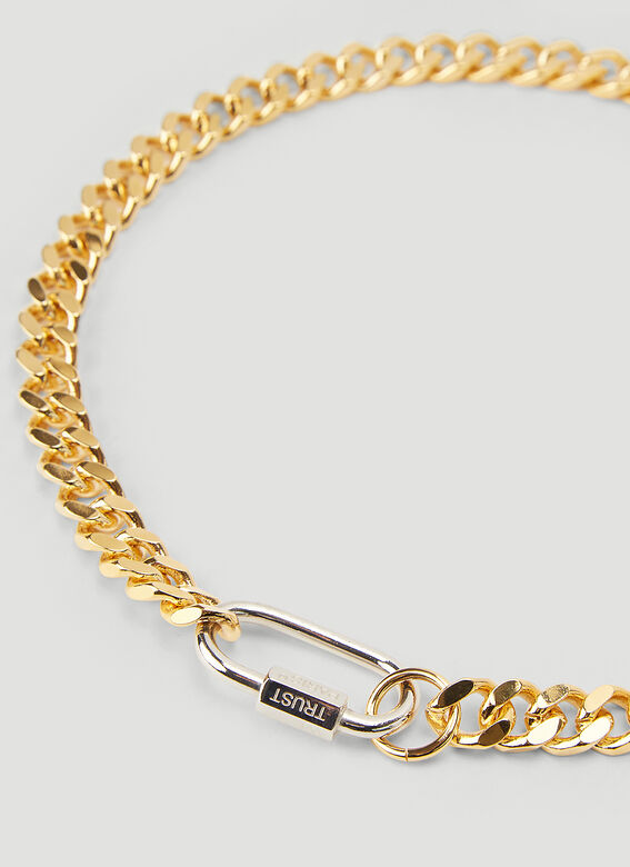 In Gold We Trust HEAVY CHAIN NECKLACE 3