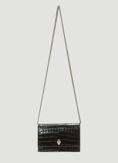 Alexander McQueen Skull Mini Shoulder Bag