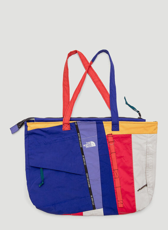 Greater Goods Upcycled Tote Bag 1