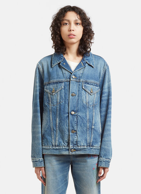 Gucci Shoonga Denim Jacket