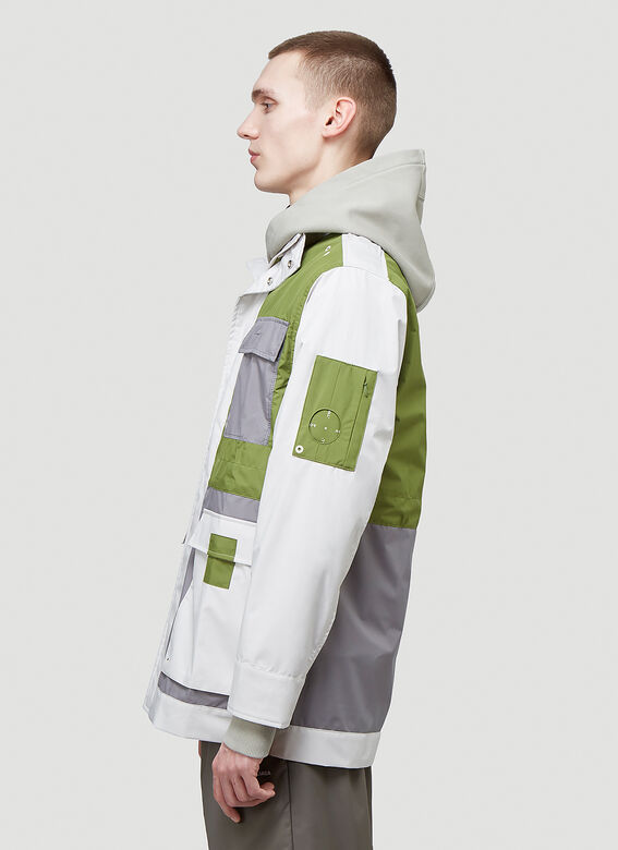 A-COLD-WALL* Rhombus M65 Jacket 3