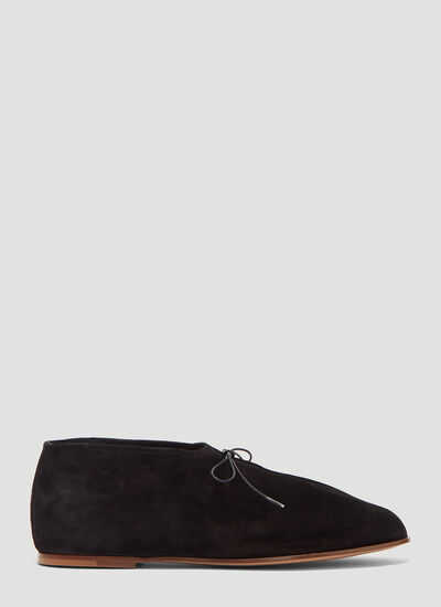 Soloviere Patrick Pinched Lace Ups