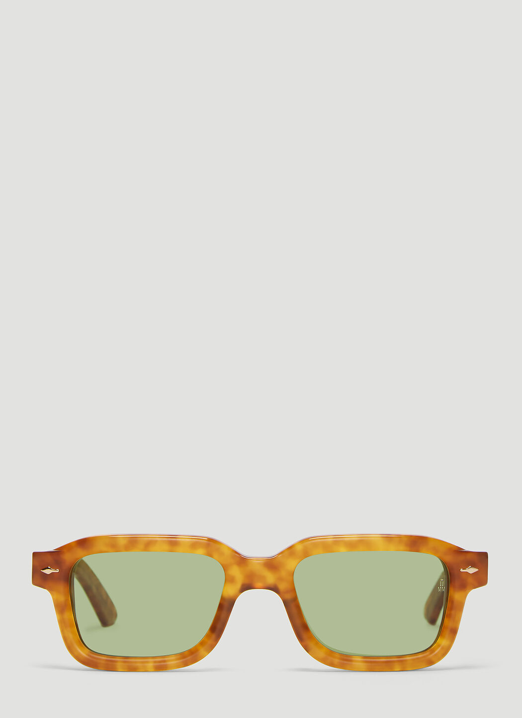 Jacques Marie Mage Sunglasses Sandro Sunglasses in Hickory Brown