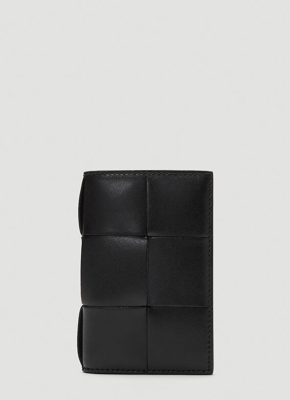 Bottega Veneta Bi-Fold Card Holder 1