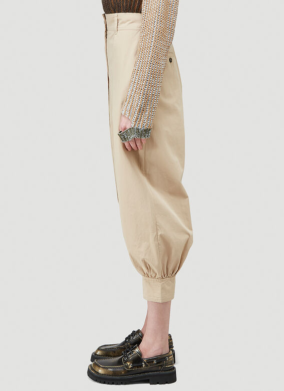 JW Anderson TAPERED TROUSERS 3