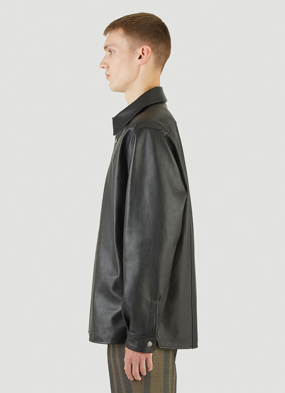 Acne Studios LEATHER OUTERWEAR 3