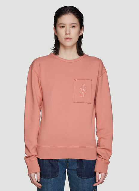 JW Anderson Anchor Patch Sweatshirt