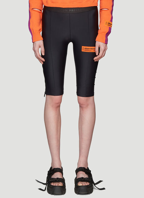 Heron Preston Short Stretch Leggings