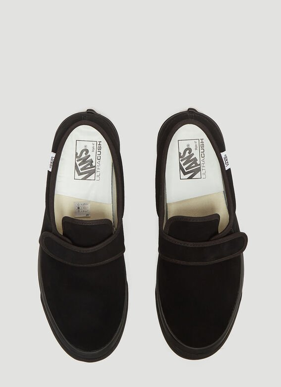 Vans Anaheim Factory Touch Strap Slip-on Sneakers