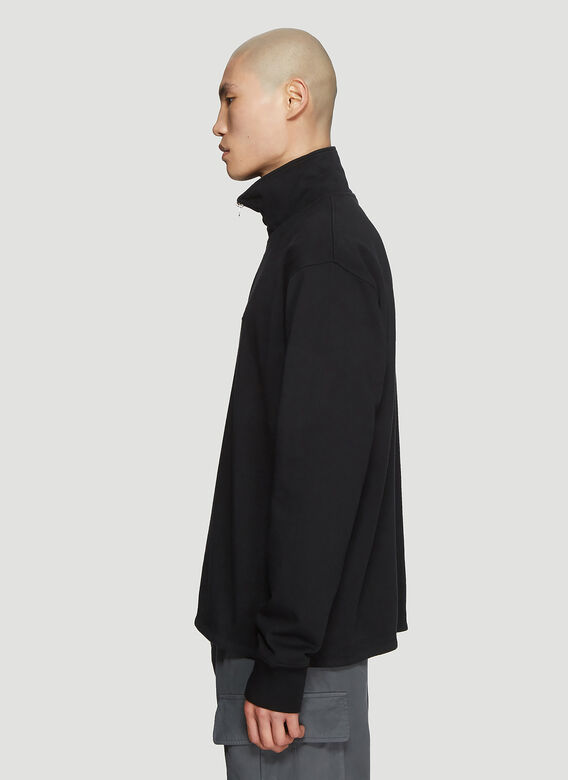 Acne Studios Half Zip Sweater