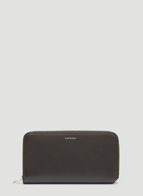 Acne Studios Fluorite Zip Around Wallet
