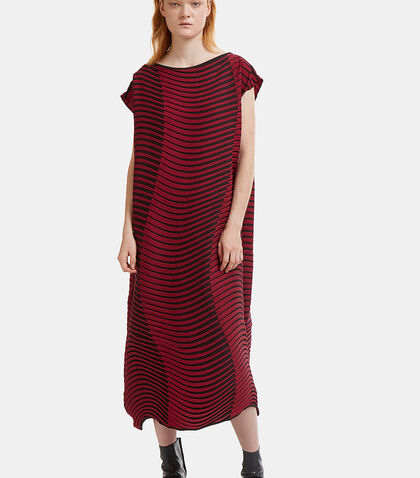 Plasma 2 Three-Dimensional Waved Dress