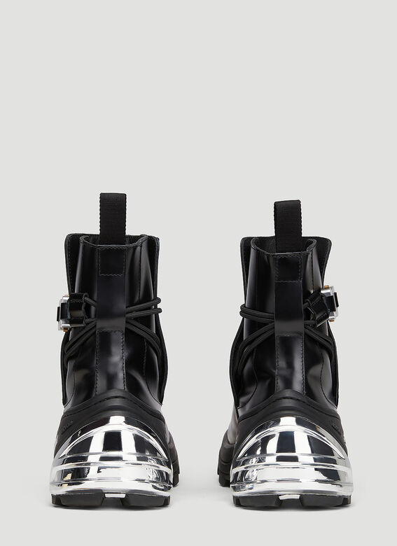 1017 ALYX 9SM Low Buckle Boots 4