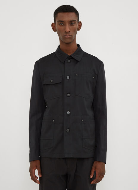 Lanvin Workwear Tailored Jacket