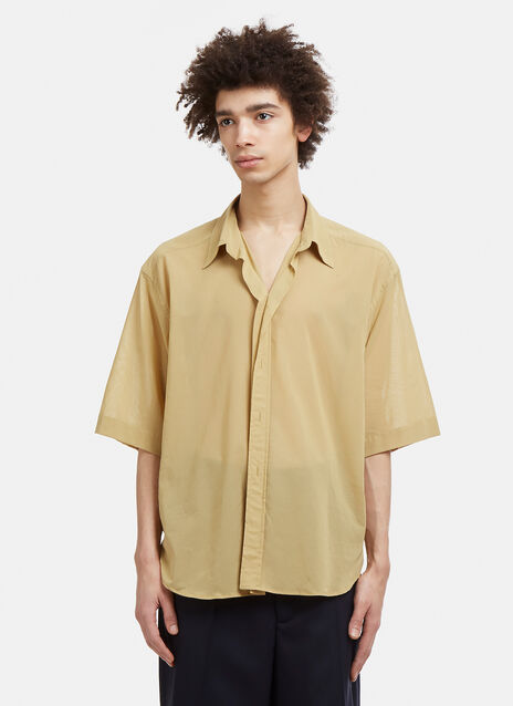Marni Oversized Cotton Shirt