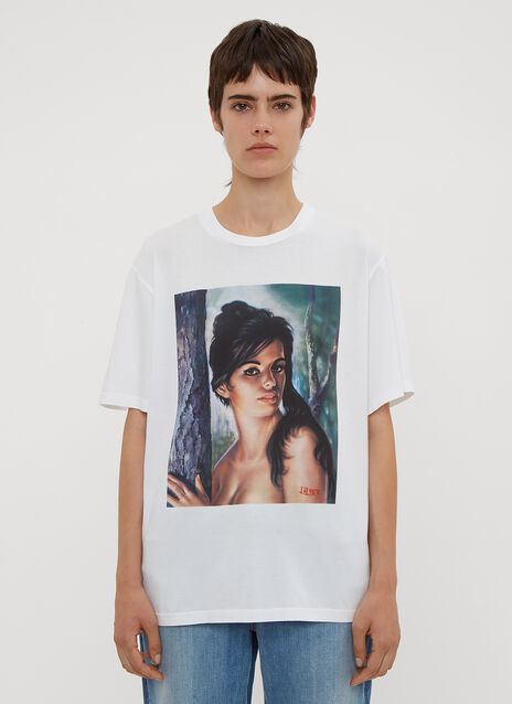 Stella McCartney Lisa Rose T-Shirt