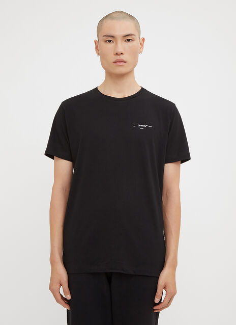 Off-White Logo Back Print T-Shirt