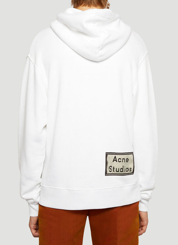 Acne Studios ACNE FORRES REVERS LABEL HD SWEAT 4