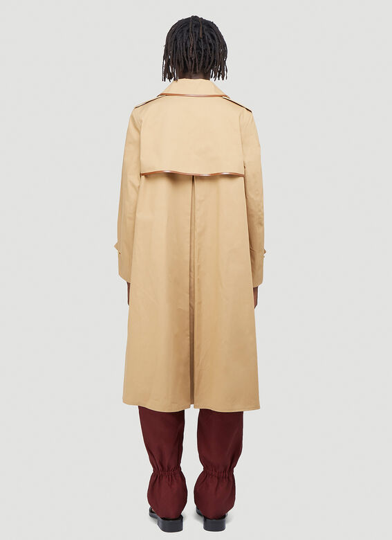 Gucci Oversized Trench Coat 4