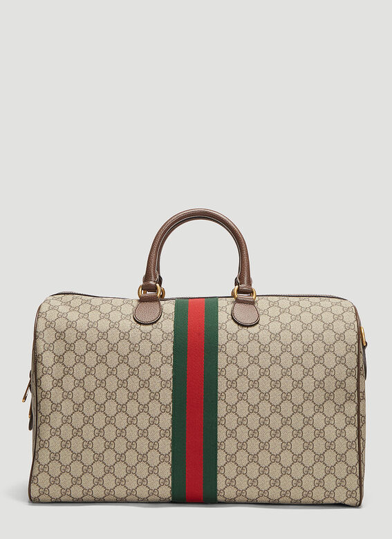 Gucci Ophidia GG Medium Carry-On Duffle Bag 4