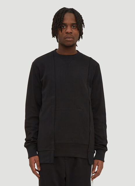 Y-3 Patchwork Sweater