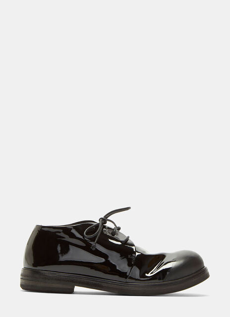 Marsèll Zucca Zeppe Vernice Lace-Up Shoes