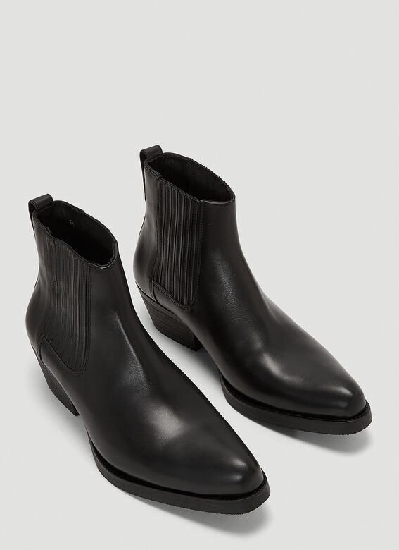 Our Legacy Cuban Ankle Boots 2