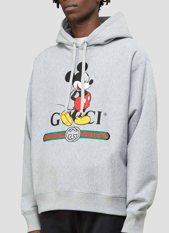 Gucci HOODED SWEATSHIRT 5