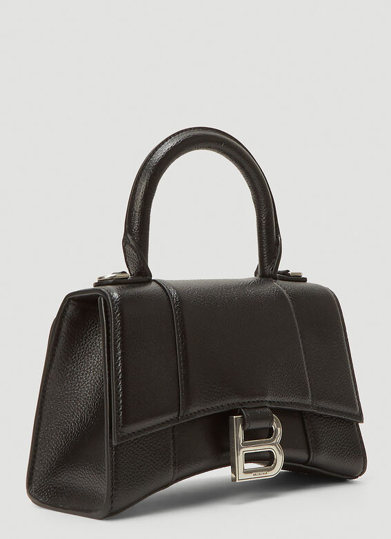 Balenciaga Hourglass Top Handle Extra Small Bag 3