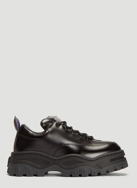 Angel Leather Sneakers