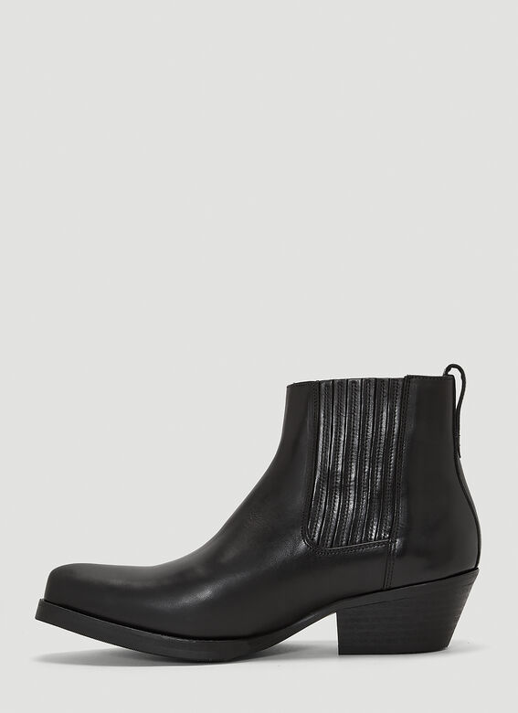 Our Legacy Cuban Ankle Boots 3